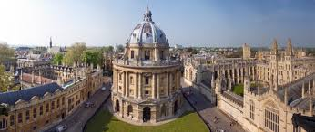 University of Oxford ranked first in THE World University Rankings 2020