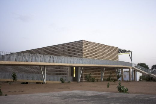 Senegalese University Wins Prestigious Architecture Award